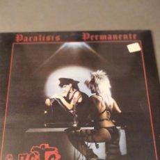 Discos de vinilo: DISCO LP. PARÁLISIS PERMANENTE. EL ACTO. 1982. Lote 269365738