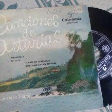 Discos de vinilo: EP ( VINILO) DE JOSE GONZALEZ PRESI AÑOS 60. Lote 205476020