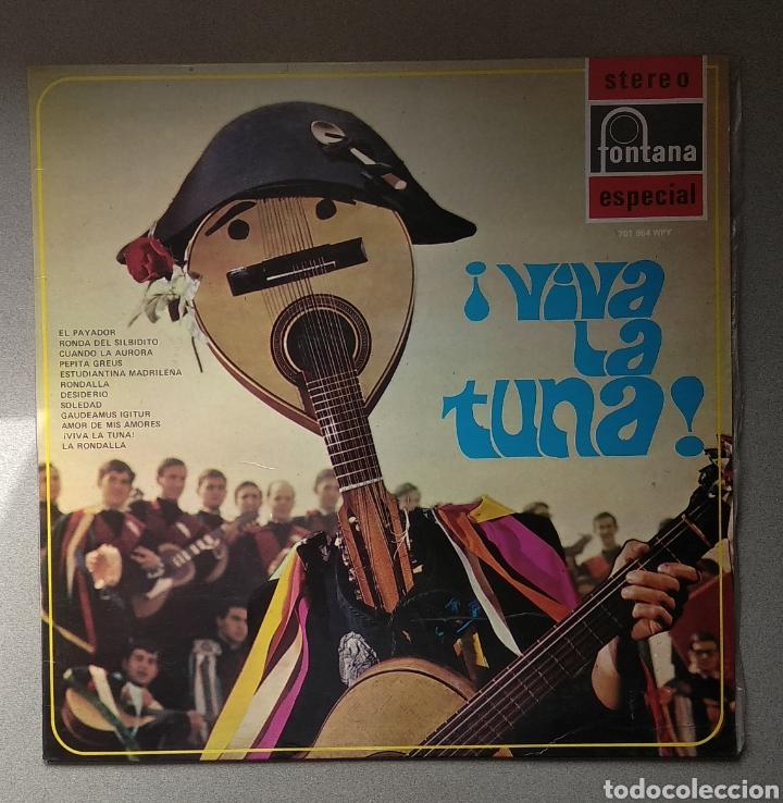 VIVA LA TUNA (Música - Discos - LP Vinilo - Étnicas y Músicas del Mundo)