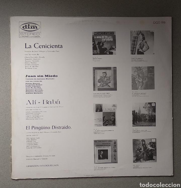 Discos de vinilo: CUENTOS INFANTILES LP - Foto 2 - 205518376