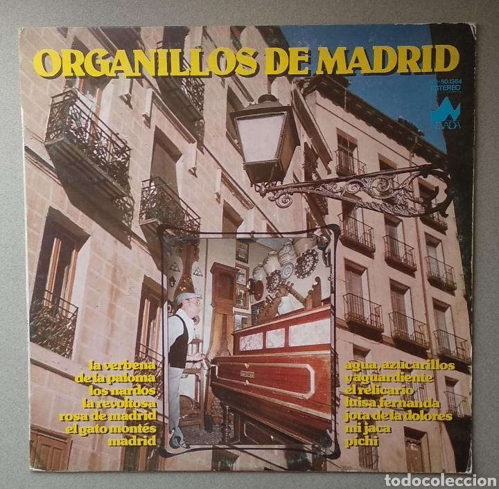 ORGANILLOS DE MADRID (Música - Discos - LP Vinilo - Étnicas y Músicas del Mundo)