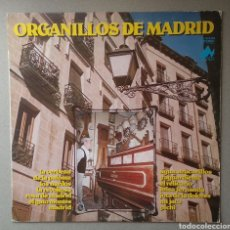 Discos de vinilo: ORGANILLOS DE MADRID. Lote 205521042