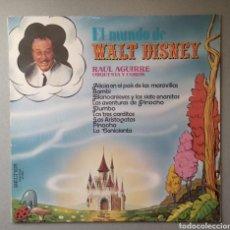 Discos de vinilo: WALT DISNEY. Lote 205521625