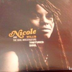 Discos de vinilo: NICOLE WILLIS &, THE SOUL INVESTIGATORS. Lote 205522052