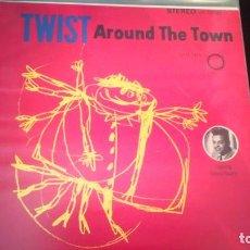 Discos de vinilo: TOMMY NAVARRO - TWIST AROUND THE TOWN. Lote 205522430