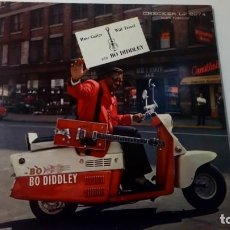 Discos de vinilo: BO DIDDLEY - HAVE GUITAR WILL TRAVEL. Lote 205522983