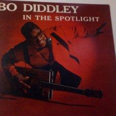 Discos de vinilo: BO DIDDLEY - IN THE SPOTLIGHT. Lote 205523216