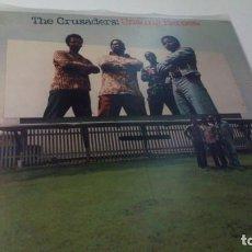 Discos de vinilo: THE CRUSADERS - UNSUNG HEROES. Lote 205524400