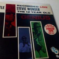 Discos de vinilo: LITLLE STEVIE WONDER - RECORDED LIVE. Lote 205524971