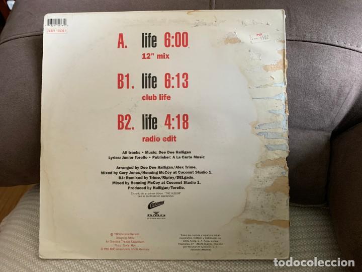 Discos de vinilo: Haddaway – Life. MAXI SINGLE VINILO. ESTADO VG+ /GOOD. 1993 - Foto 2 - 205529576