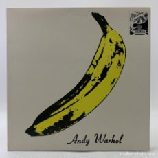 Discos de vinilo: THE VELVET UNDERGROUND & NICO - PRODUCED BY ANDY WARHOL - 1967 - MGM 2315 056 SUPER. Lote 205531255