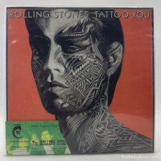 Discos de vinilo: ROLLING STONES - TATTOO YOU - 10C 068-064-533 - 1981 - CON ENTRADA AL CONCIERTO DEL CALDERON 1982. Lote 205539990