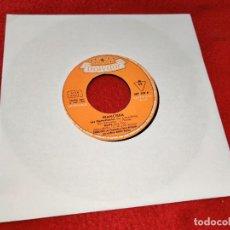 Discos de vinilo: FRANCISKA LOS COMEDIANTES/DUELE/UN DESIERTO/TWIST CONTIGO EP 1963 POLYDOR SOLO DISCO. Lote 205542238