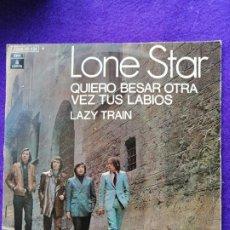 Discos de vinilo: LONE STAR.SINGLE. VINILO. Lote 205543160