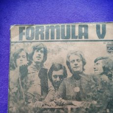 Discos de vinilo: FORMULA V. SINGLE. VINILOS. Lote 205544336
