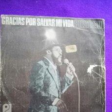 Discos de vinilo: BILLY PAUL. VINILO. SINGLE.. Lote 205546045