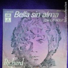 Discos de vinilo: RICHARD COCCIANTE. SINGLE. Lote 205546540