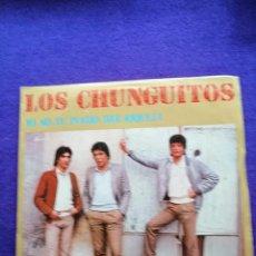 Discos de vinilo: LOS CHUNGUITOS. SINGLE. VINILO. Lote 205547038