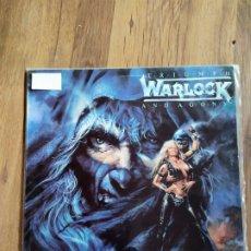 Discos de vinilo: WARLOOCK. Lote 205548207
