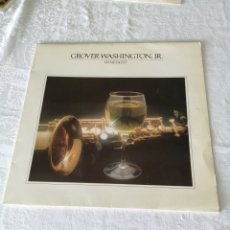 Discos de vinilo: GROVER WASHINGTON, JR. WINELIGHT. ELEKTRA. 1982. LP.. Lote 205549168