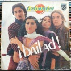 """Discos de vinilo: RED DE SAN LUIS - ¡BAILAD! (7"""", SINGLE) (PHILIPS) 60 29 467. Lote 205553238"""