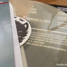 Discos de vinilo: HELLACOPTERS GLUECIFER LP RESPECT THE ROCK AMERICA. Lote 205553730