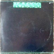 Discos de vinilo: KASSO : KASSO [ITA 1981] LP. Lote 205554921