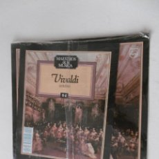 Discos de vinilo: MAESTROS DE LA MUSICA - VIVALDI - PLANETA-AGOSTINI - Nº 84 - - SIN DESPRECINTAR. Lote 205558051