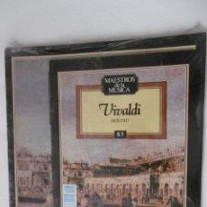Discos de vinilo: MAESTROS DE LA MUSICA - VIVALDI - PLANETA-AGOSTINI - Nº 85 - - SIN DESPRECINTAR. Lote 205558161