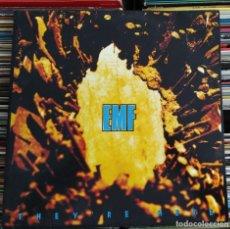 "Discos de vinilo: EMF - THEY'RE HERE (PARLOPHONE – 8 80209 6 VINYL, 12""). Lote 205561555"