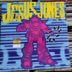 "Discos de vinilo: JESUS JONES - THE RIGHT DECISION (FOOD 12 PERVP 2) (VINYL, 12"", 33 ⅓ RPM, LIMITED EDITION 7229). Lote 205561742"