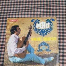 Discos de vinilo: PERET, EL MIG AMIGO, PENSANT EN TU. VERGARA 45.271-A, 1968, RUMBA CATALANA.. Lote 205565335