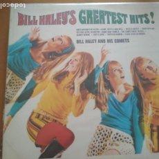 Discos de vinilo: BILL HALLEY´S GREATEST HITS LP. Lote 205565820