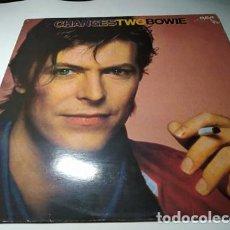 Dischi in vinile: LP - DAVID BOWIE – CHANGESTWOBOWIE - PL 14202 ( VG+/ VG+ ) GER 1981. Lote 205573540