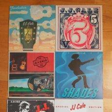 Discos de vinilo: 6 VINILOS JJ CALE. Lote 205574221