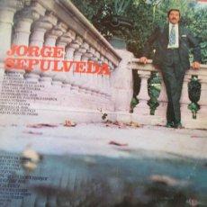 Discos de vinilo: JORGE SEPULVEDA - LP VINILO - ED. ESPECIAL CIRCULO DE LECTORES - UNIVERSAL - 1972.. Lote 205575838
