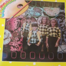 Discos de vinilo: ACUARELA - ROCKUARELA - DIAL DISCOS 1984 - LP VINILO.. Lote 205577572