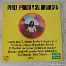 Discos de vinilo: PÉREZ PRADO Y SU ORQUESTA. Lote 205578287