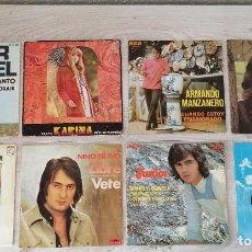 Discos de vinilo: VARIOS MÚSICA 70'. Lote 205581705