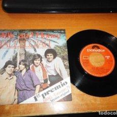 Discos de vinilo: MILK AND HONEY HALLELUJAH EUROVISION 1979 SINGLE VINILO 1979 ESPAÑA CONTIENE 2 TEMAS. Lote 205582955
