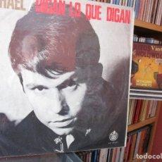 Discos de vinilo: RAPHAEL DIGAN LO QUE DIGAN ( URUGUAY ). Lote 205586597