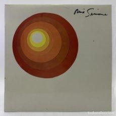 Discos de vinilo: NINA SIMONE - 1972 - RCA RECORS - LSP 4536. Lote 205588223