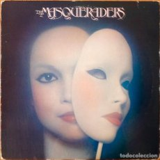 Discos de vinilo: THE MASQUERADERS : THE MASQUERADERS [USA 1980] LP. Lote 205590110