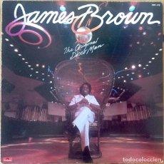 Discos de vinilo: JAMES BROWN : THE ORIGINAL DISCO MAN [FRA 1979] LP. Lote 205590458