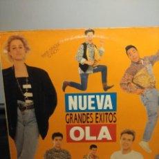 Discos de vinilo: MAXI NUEVA OLA GRANDES EXITOS ( TEMAS DE NACHA POP BURNING LOQUILLO SECRETOS ETC. Lote 205591550