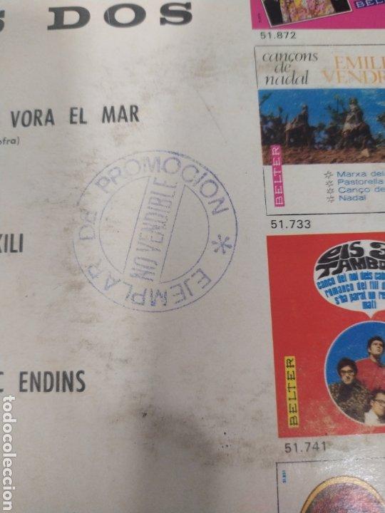 Discos de vinilo: Els dos - Foto 3 - 205592677