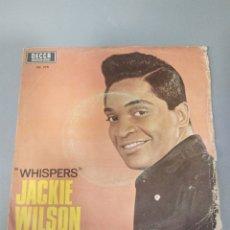 Discos de vinilo: JACKIE WILSON. Lote 205592775