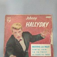 Discos de vinilo: JOHNNY HALLYDAY. Lote 205592940