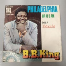 Discos de vinilo: B.B.KING. Lote 205593260