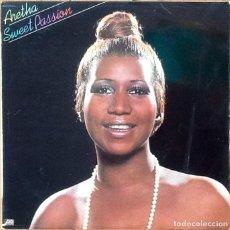 Discos de vinilo: ARETHA FRANKLIN : SWEET PASSION [ESP 1977] LP. Lote 205595427